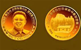 north korea gold