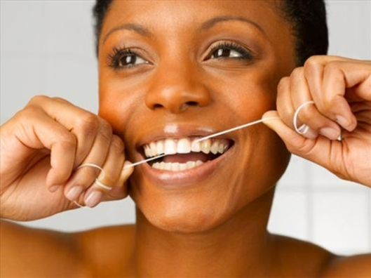 importance of flossing, dentist, landis refining, dental industry