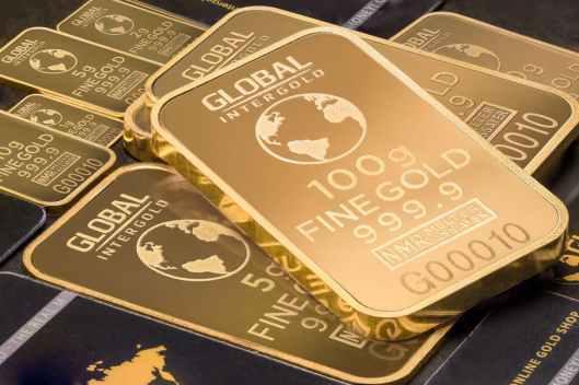 landis refining, gold bars
