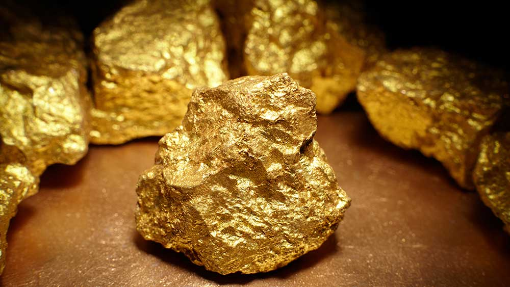 landis refining, gold nugget